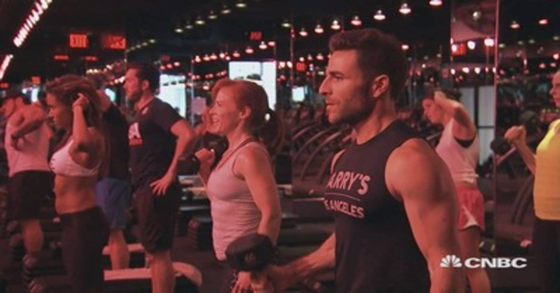 Barry S Bootcamp Expands Boutique Fitness Brand