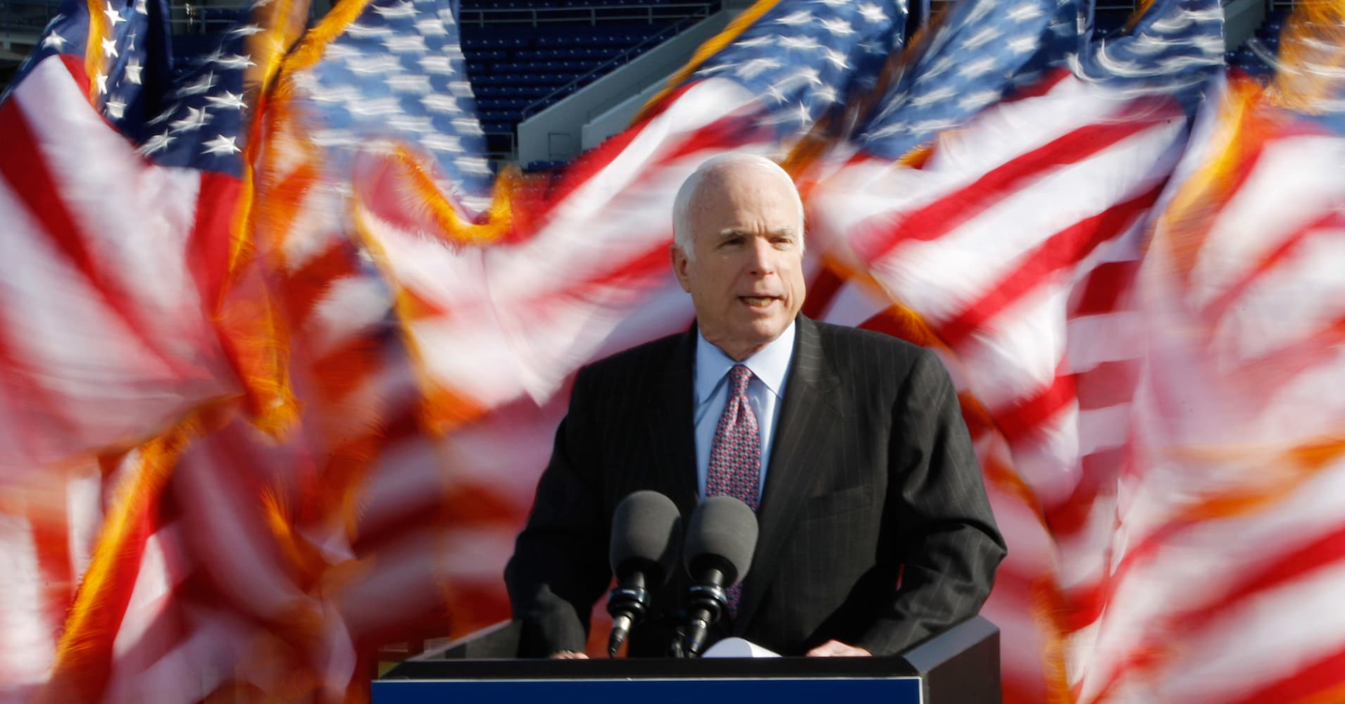 John McCain: Life and times of an American maverick in photos