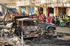Airstrike in Somalia kills 52 al-Shabab extremists, says US military