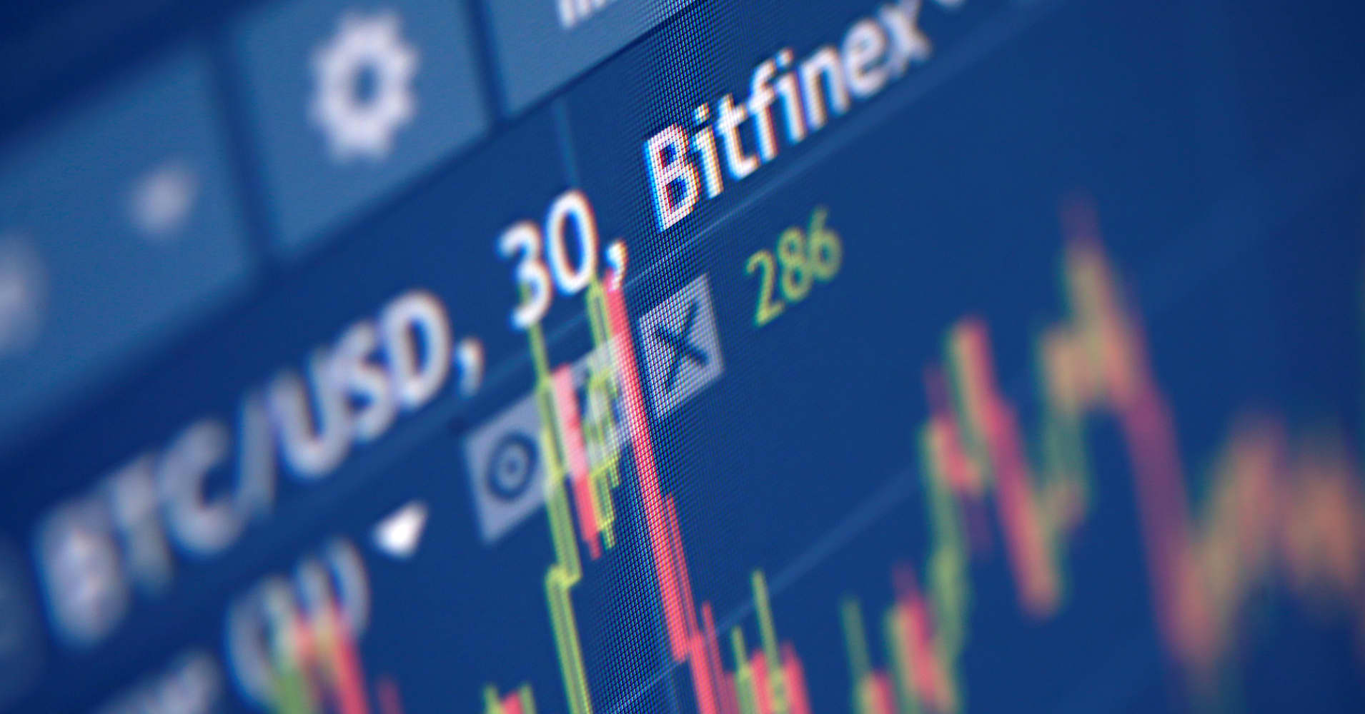 After bitcoin's rough week, currency strategist marks the next level to watch