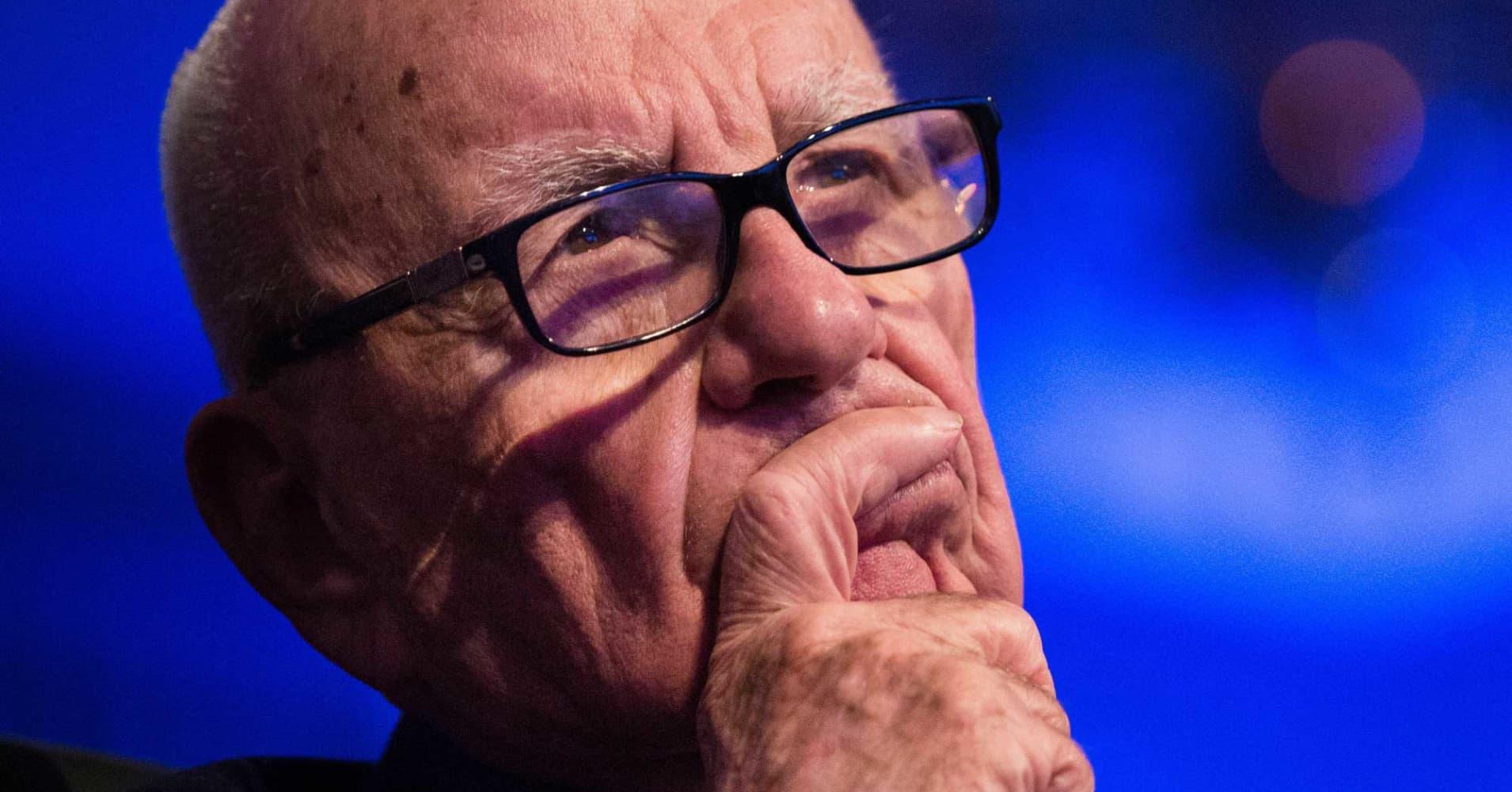 Rupert Murdoch's News Corp wants Australia to break up Google