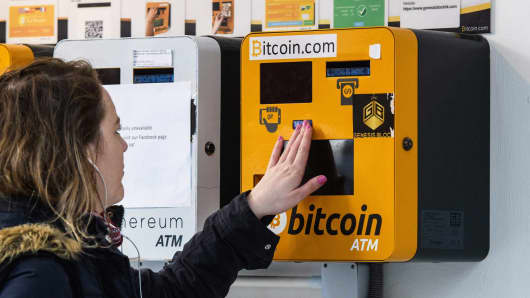 Launch of bitcoin futures dragged down prices, Fed paper shows | CNBC