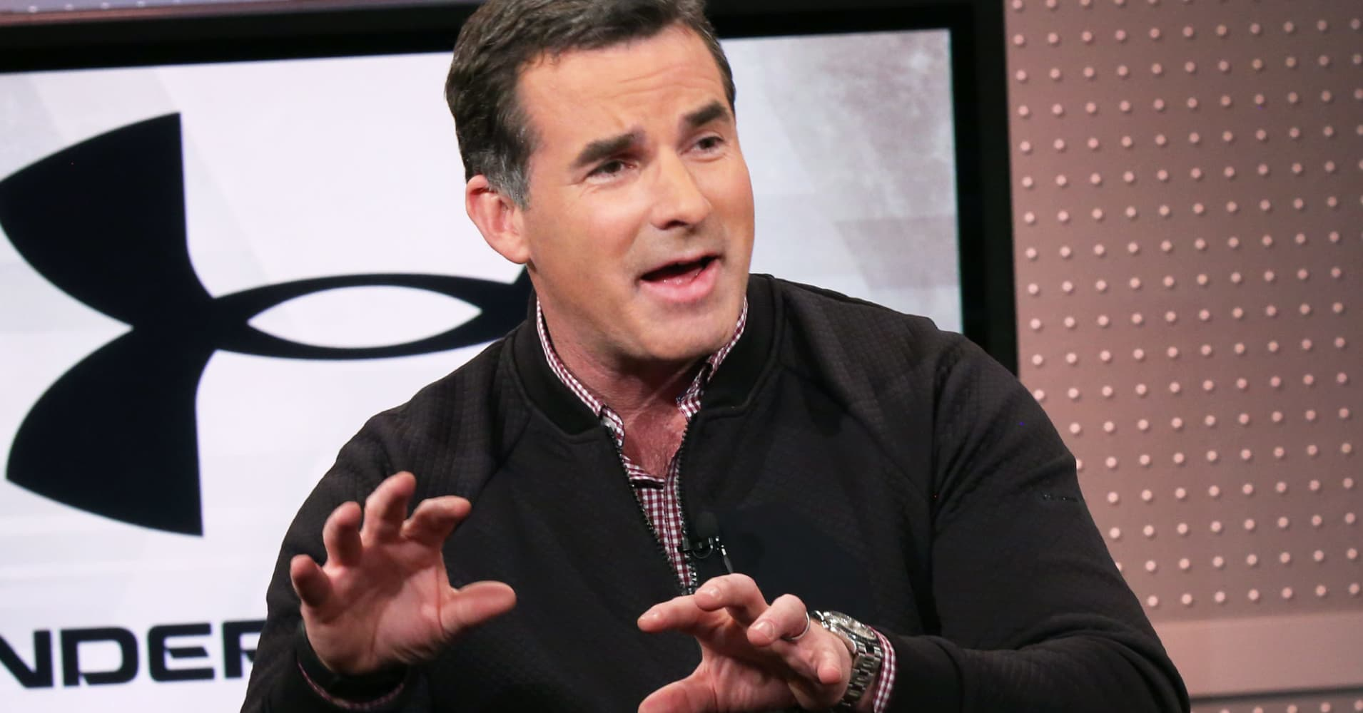 Under Armour CEO says the company is ready to 'reset ourselves' in North America