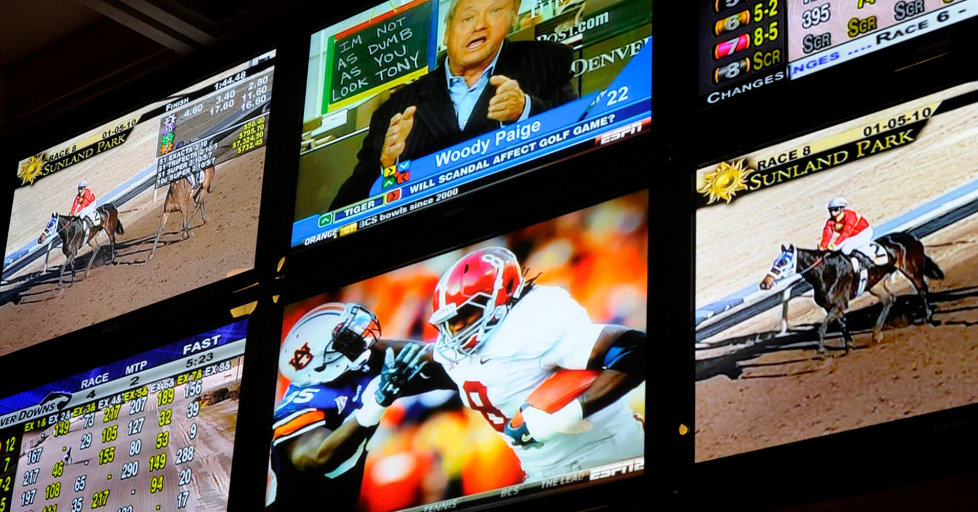 Fox Sports becomes the first big media company to put its brand on a sports betting product