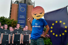 Four of the EU's harshest hits against Facebook CEO Mark Zuckerberg