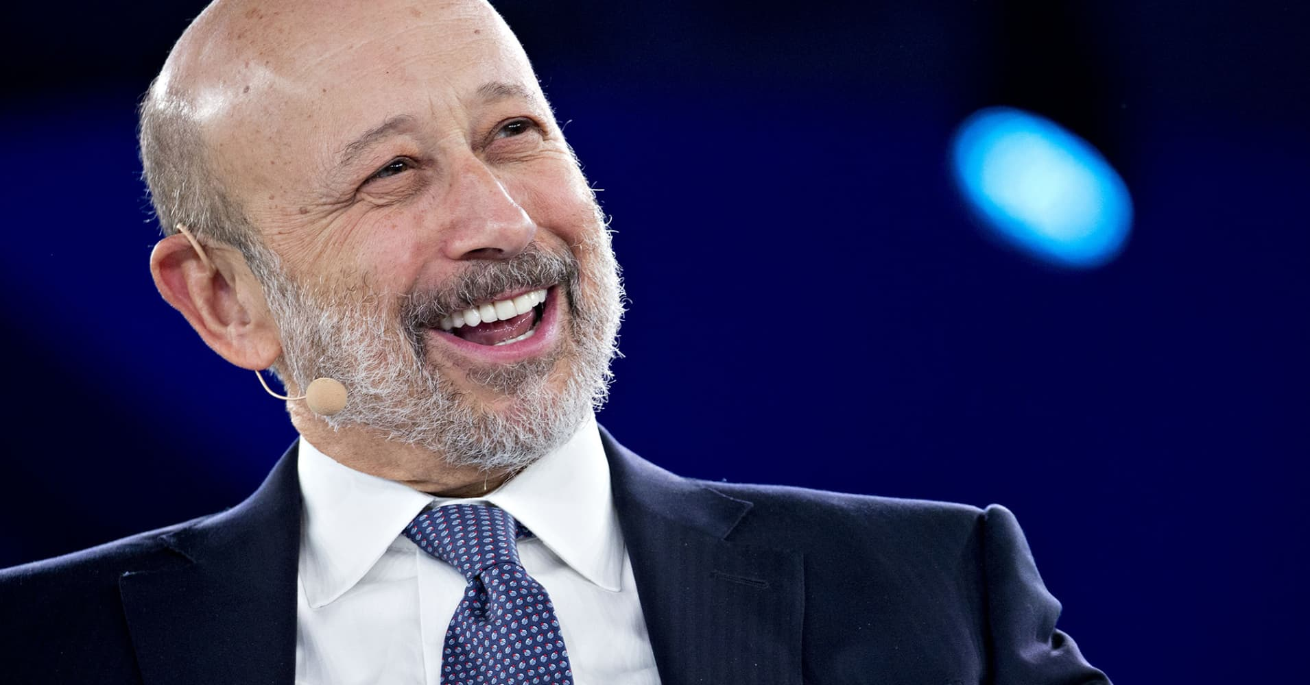 Goldman Sachs CEO says the US and China are not in a 'suicide pact' on trade