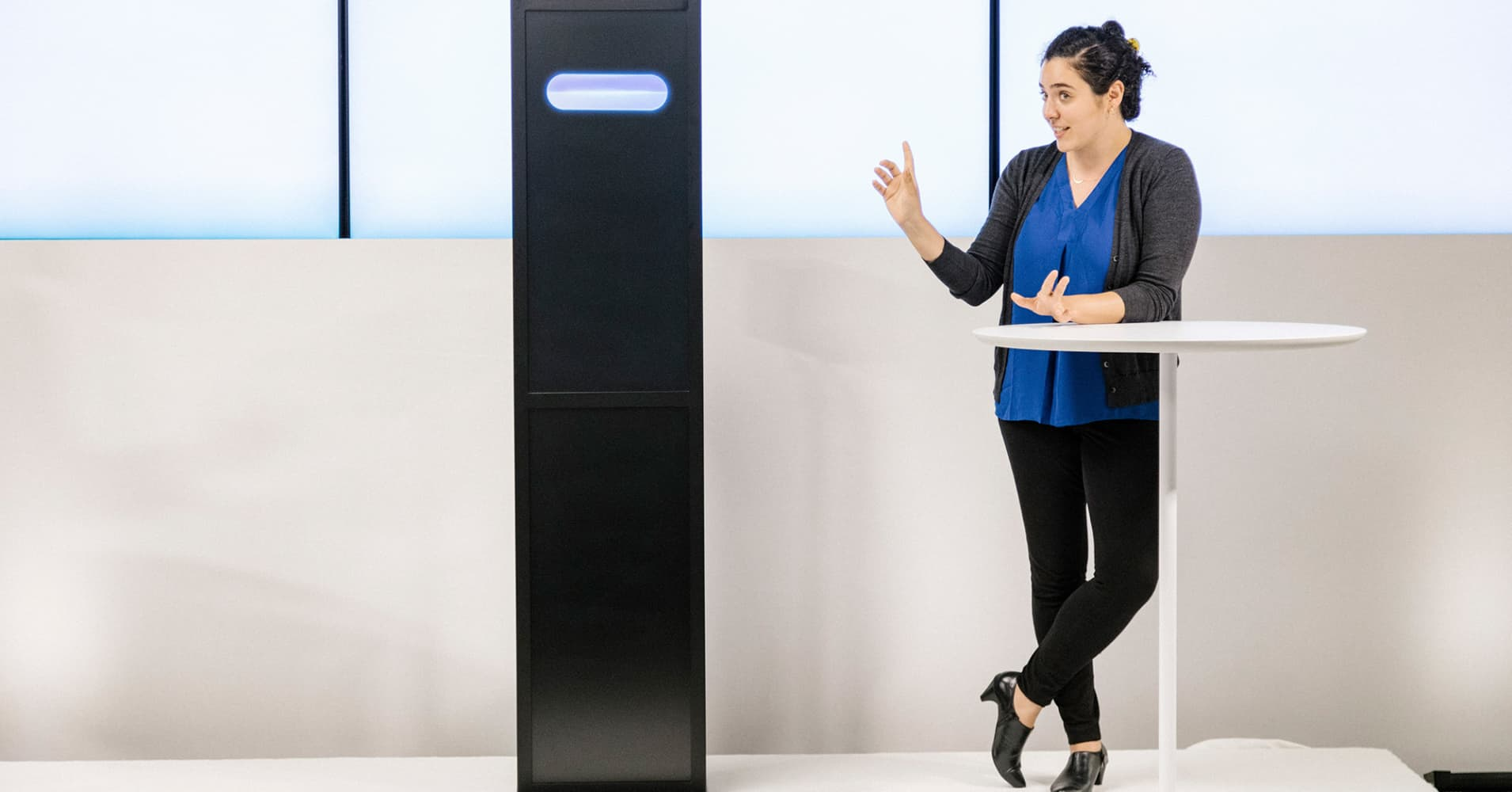 Siri and Alexa have some competition — this IBM computer can 'debate' with humans
