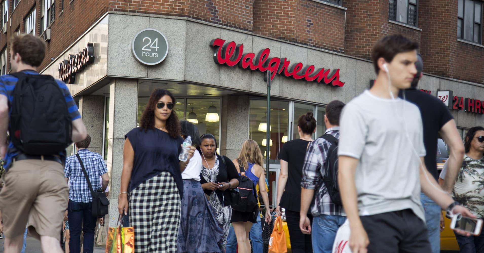 Walgreens launches next-day prescription delivery with FedEx to compete with Amazon