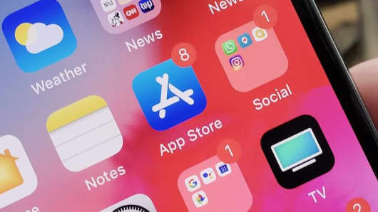 Apple to tell Supreme Court it can't be sued in App Store dispute | CNBC
