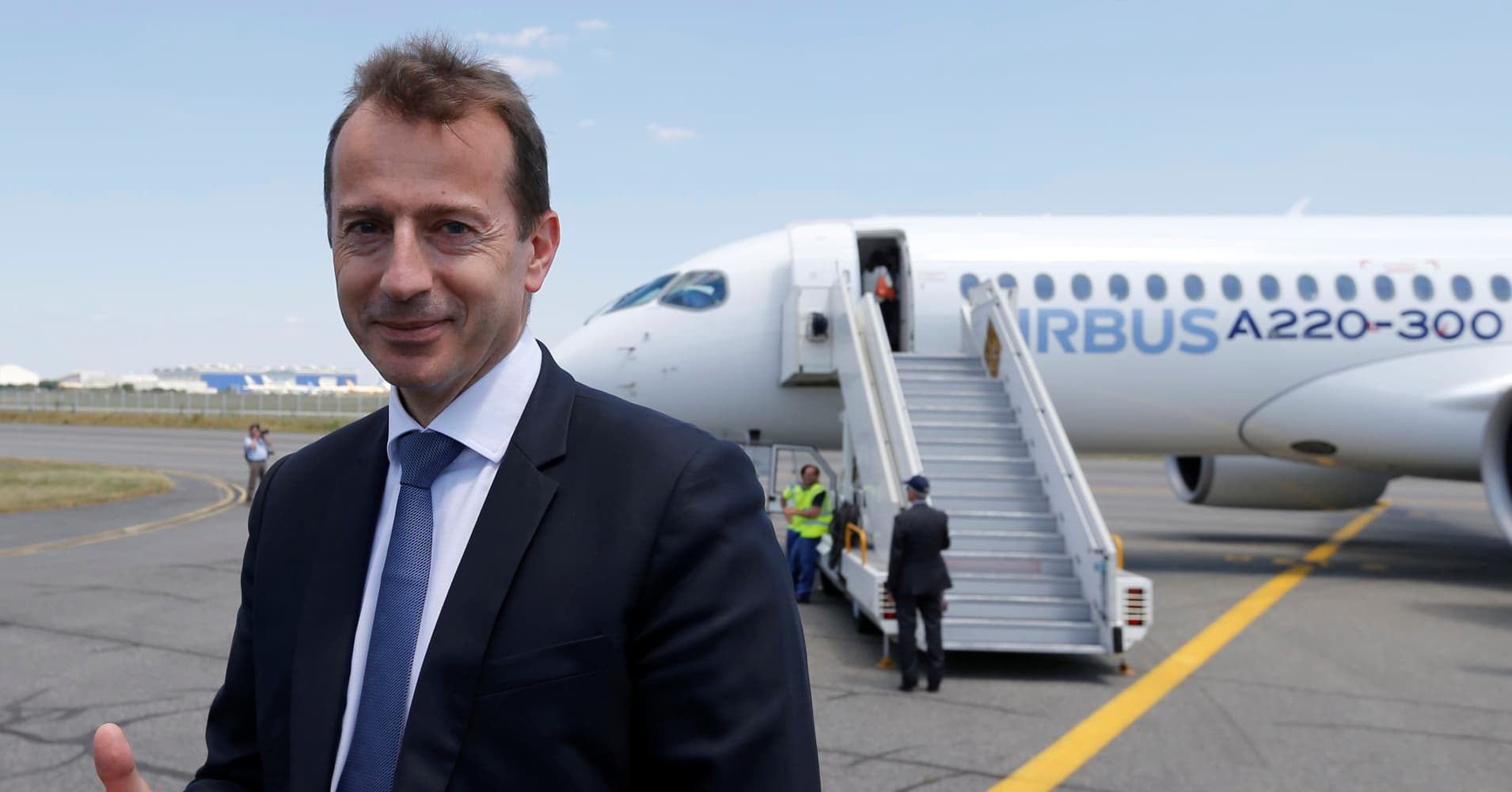 Airbus insider Faury will reportedly be company's next CEO
