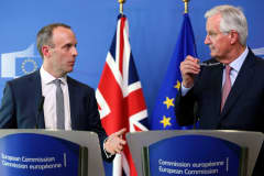 Britain, EU agree new draft Brexit text: EU official