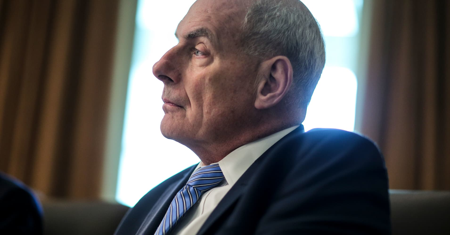 John Kelly may leave after clashing with the first lady Melania Trump: NBC News