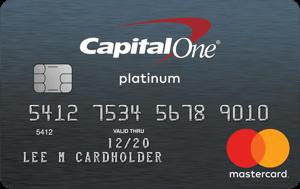 Best Low Deposit: Capital One® Secured Mastercard®