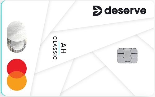 Best for International Applicants: Deserve® Classic Mastercard