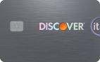 Best Secured Card: Discover it® Secured
