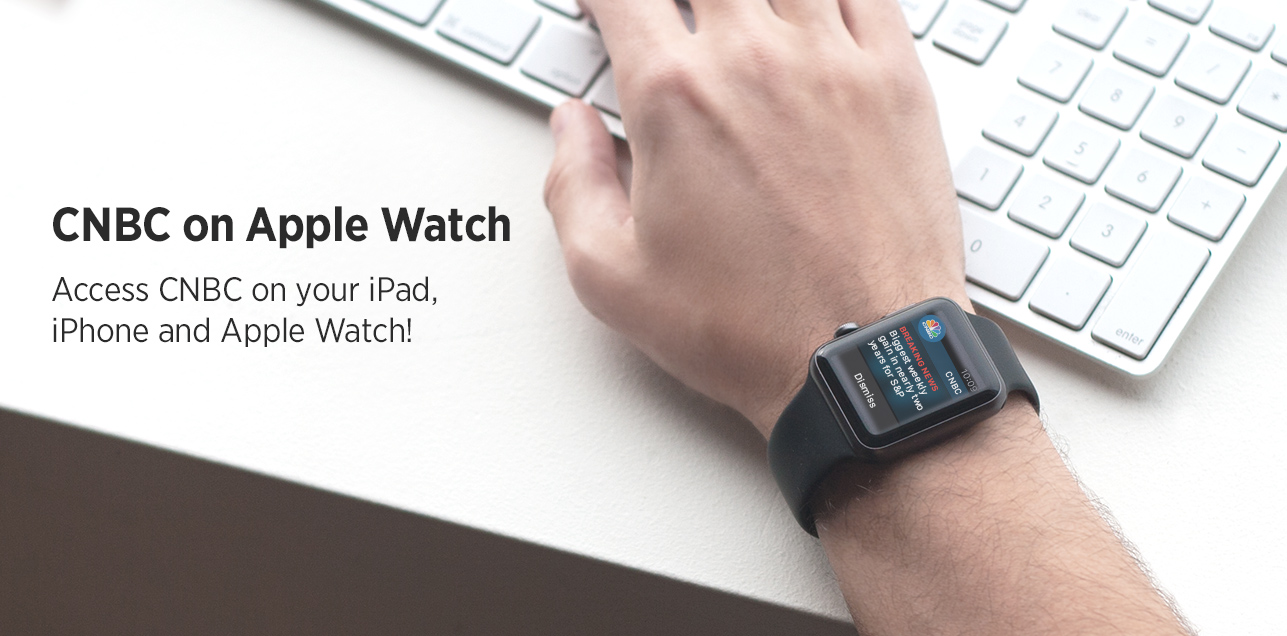 CNBC on Apple Watch
