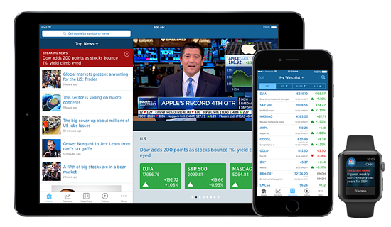 CNBC Apps