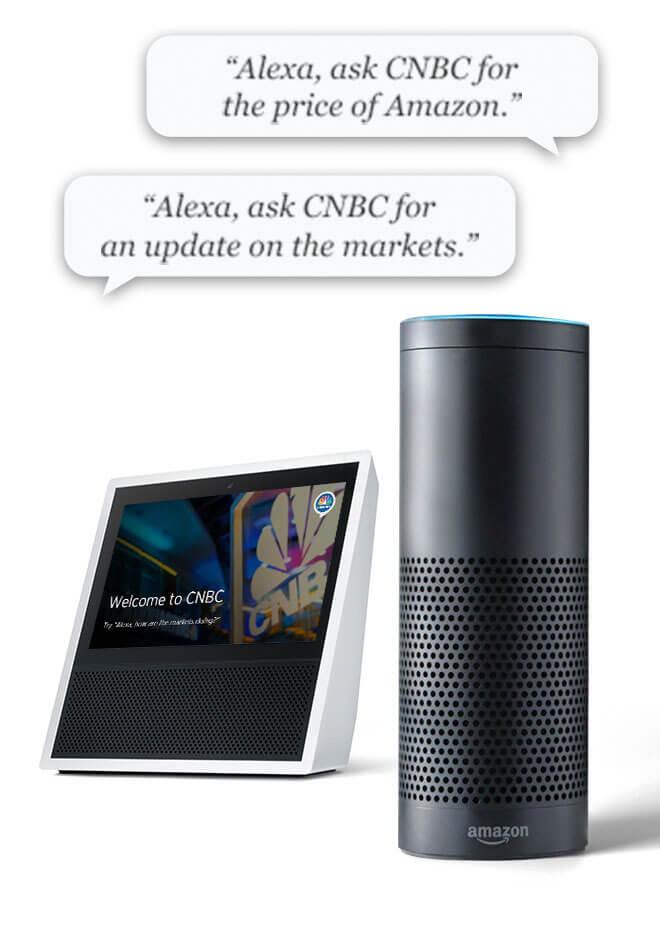 CNBC Digital Products