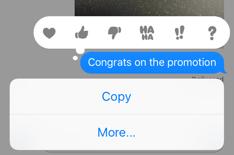 How to use Apple's new iMessage: Invisible ink, bubbles