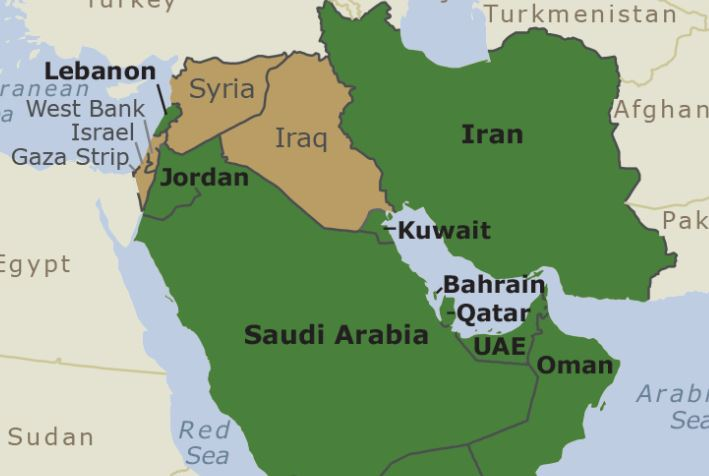Investors should worry about israel and iran war says tom friedman arab peninsula and persian gulf gumiabroncs Images