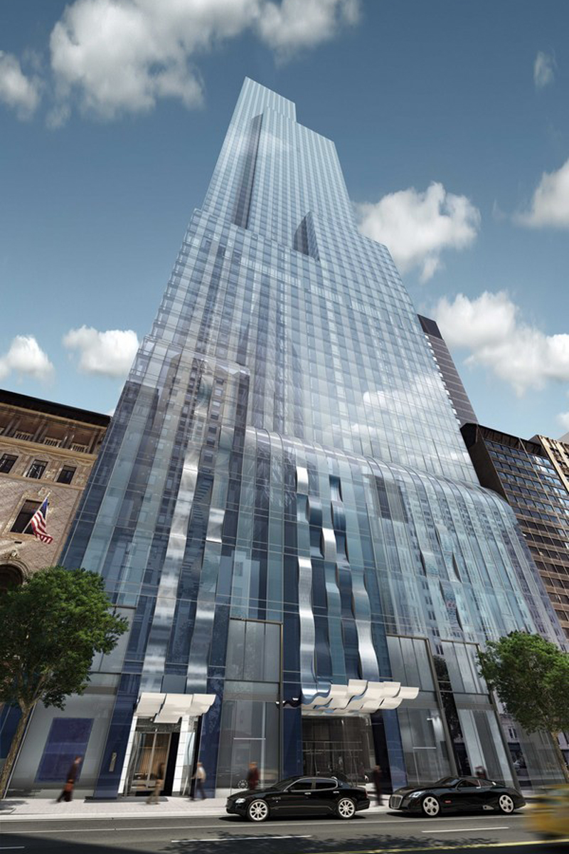 57 Best Rowan Blanchard Images On Pinterest: Sales Slowing At New York's Top Condo Tower