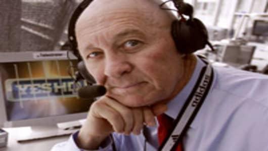 Bobby Murcer as New York Yankees broadcaster