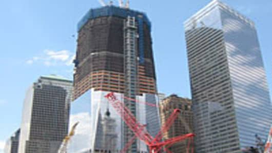 Freedom Tower, Ground Zero, New York City
