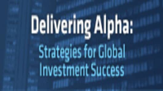 Delivering Alpha - presented by CNBC and Institutional Investor