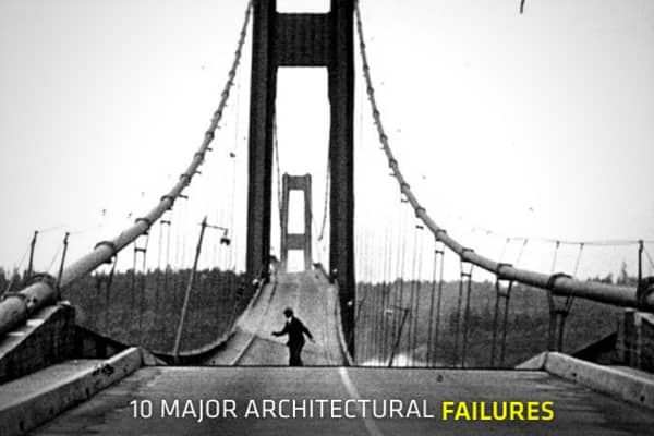10 major architectural failures for Architecture fail