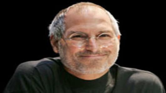 Apple CEO, Steve Jobs