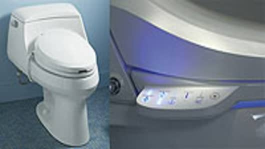 Kohler C3 Toilet with Bidet