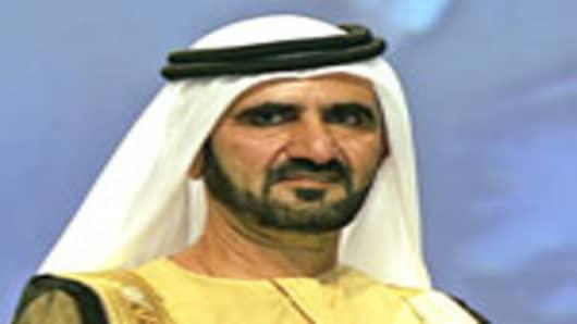 Mohammed bin Rashid al Maktoum, Ruler of Dubai