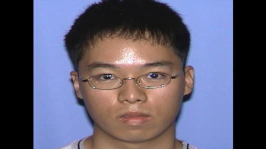 In this undated photo released by the Virginia State Police, Cho Seung-Hui is shown. Seung-Hui, 23, of South Korea, is identified by police as the gunman suspected in the massacre that left 33 people dead at Virginia Tech in Blacksburg, Va., Monday, April 16, 2007, the deadliest shooting in modern U.S. history. (AP Photo/Virginia State Police)