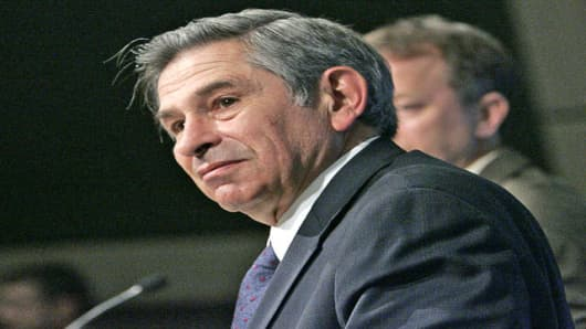 World Bank President Paul Wolfowitz.