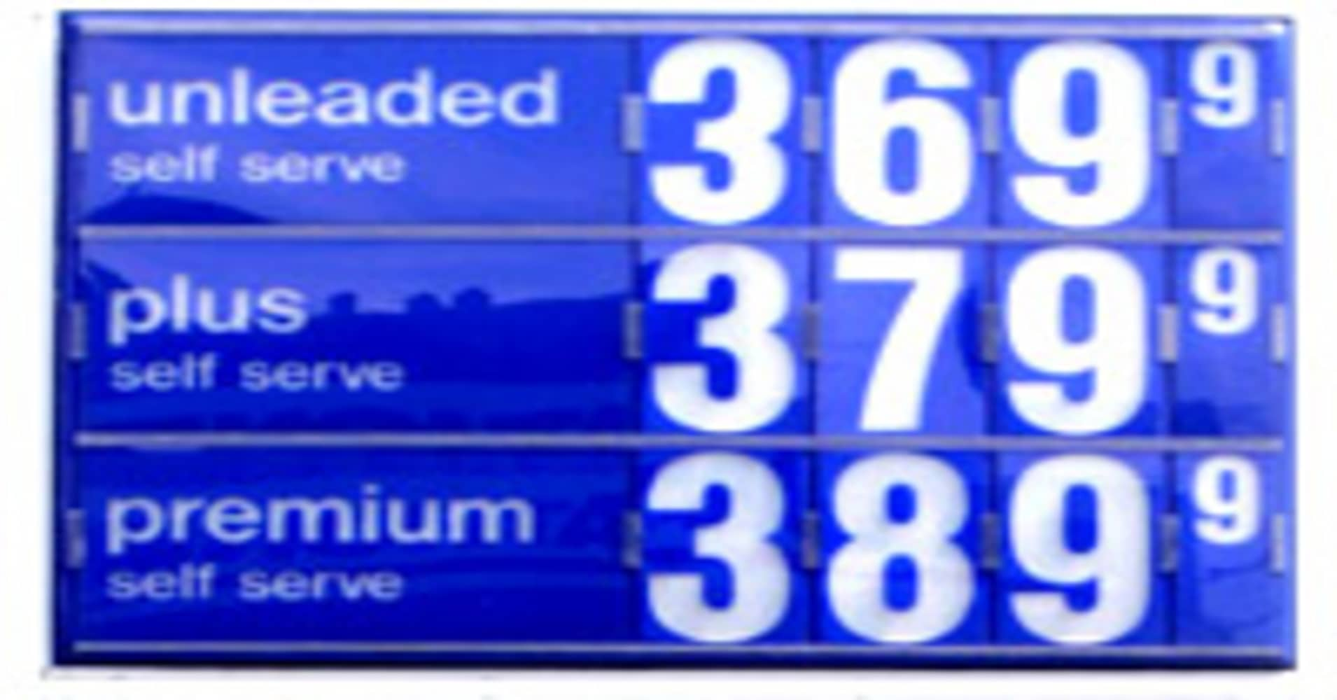 Gas Prices Chicago >> High Gas Prices And What We Drive
