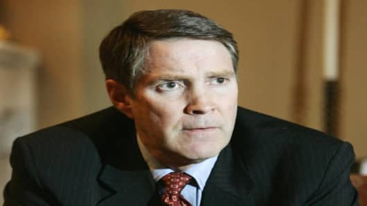 U.S. Senate Majority Leader Bill Frist.