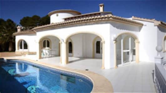Spanish-style Villa