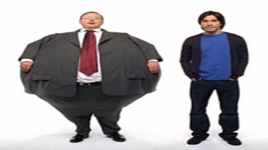 """PC versus Mac"" ads"