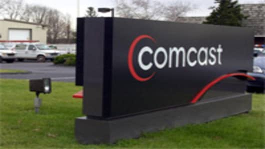 Comcast Holding Its Own In Battle With Triple Play Providers