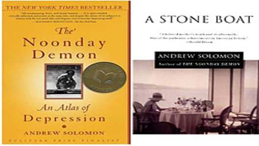 """The Noonday Demon"" & ""A Stone Boat"" by Andrew Solomon"