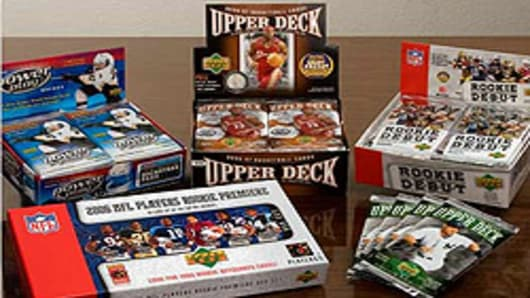 Upper Deck Trading Cards