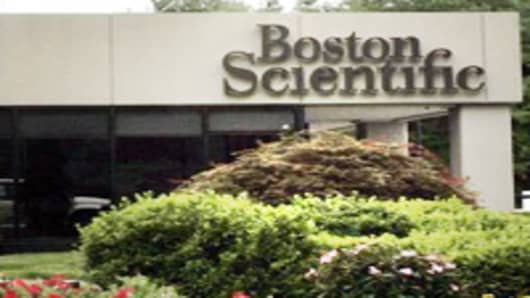 Boston Scientific Corp.
