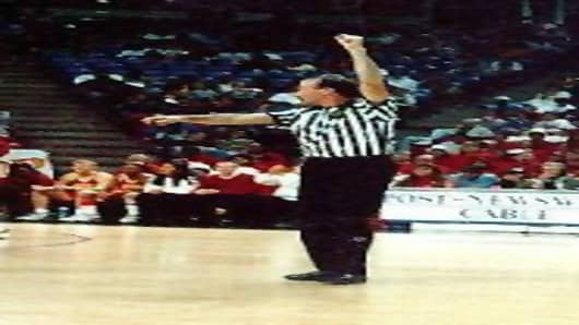 NBA Referee