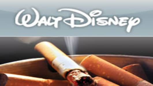 Disney Cigarettes