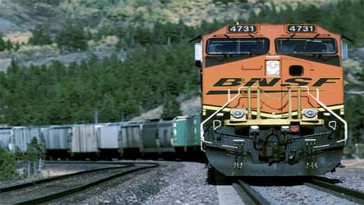 Warren Buffett's Burlington Northern Stake Tops 22% With New Options