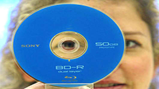 Sony Blu-ray Disc