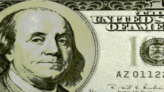 Benjamin Franklin Fights Back Against Counterfeiters