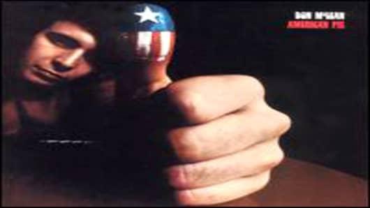 """""""American Pie"""" - Don McLean"""