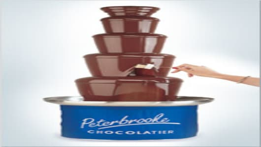 Peterbrooke Chocolate Fountain