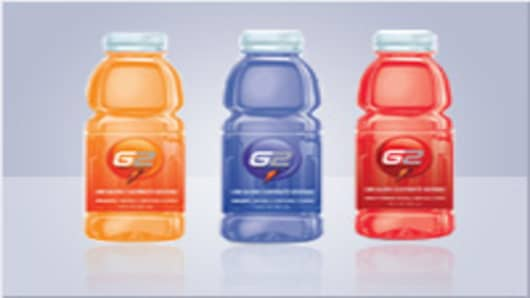 New Gatorade G2